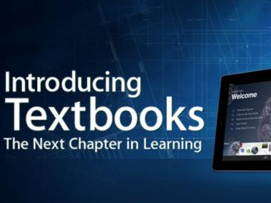 Apple unveiled iBooks 2 on Wednesday, which the company said would revolutionize textbooks.