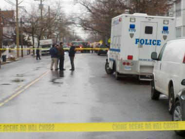 A 50-year-old man was killed in an explosion at his home in Queens on January 23, 2012.
