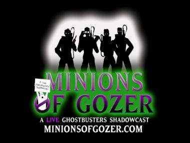 The group Minions of Gozer performs along with