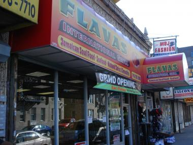 A new Jamaican and soul food restaurant at 854 Gerard Ave., off of 161st Street.