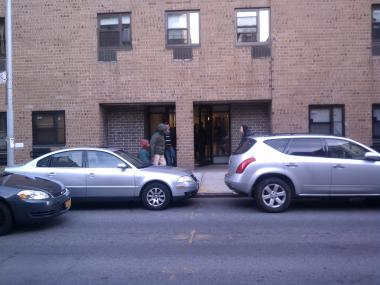 A 16-year-old girl was shot in the elbow in an apartment at 209 Stanton St., police said.