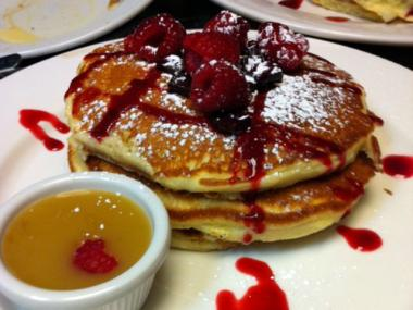 The Clinton St. Baking Company is having their annual Pancake Month during February.