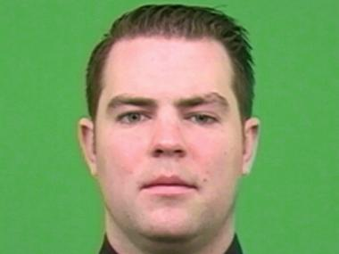 NYPD Officer Kevin Brennan was shot in the head at the Bushwick Houses on January 31, 2012.