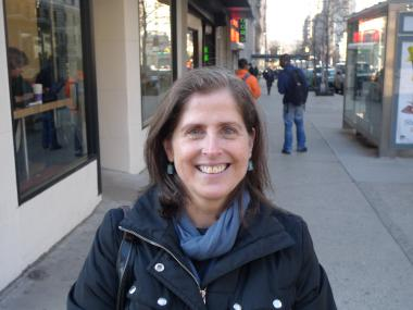 Helen Rosenthal is running to replace longtime City Councilwoman Gale Brewer in the Upper West Side's 6th District.