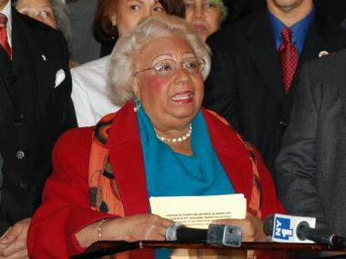 Washington Heights Democratic District Leader Maria Luna was recently elected to be the 33rd Precinct Community Council president.