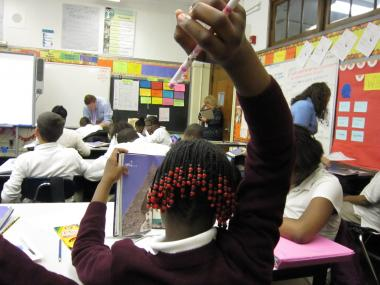Districts where Harlem schools are located did well overall, but some individual schools did not, city education data shows.