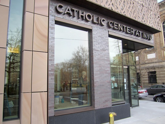 Nyu catholic center