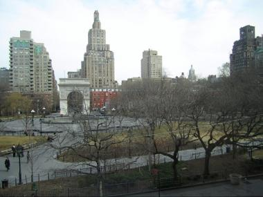 Washington Square Park is still the site of drug sales, police said in March 2012.
