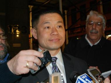City Comptroller John Liu denied any wrongdoing following the arrest of his campaign treasurer.