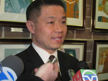 City Comptroller John Liu said that all options are still on the table, a day after his campaign treasurer was arrested for campaign finance fraud.