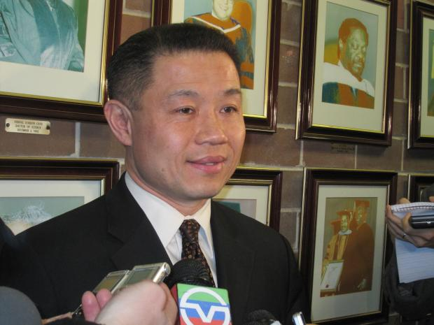 Liu Shakes 'Embattled' Title as Mayor's Race Heats Up