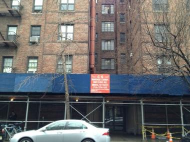 A man was murdered in an apartment at 212 West 22nd Street on March 2, police said.