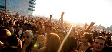 We tell you where and when to get your outdoor music fix this summer.
