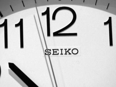 Daylight Saving time starts March 11, 2012, costing New Yorkers an hour of sleep.