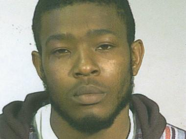 Darren Prince, 25, was charged with killing Justin Cherry, on March 5, 2012 in Fort Greene, police said.