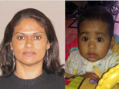 Leila Rajnarine, 40, was charged with kidnapping for allegedly snatching her 8-month-old daughter, Navita Jagdeo, from the custody of her foster mom at Queens General Hospital on March 14, 2012.