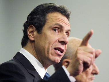 Gov. Andrew Cuomo wants to reduce the penalty for marijuana possession.