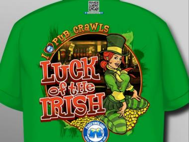 Pub crawls are one of many options for those looking to party on St. Patrick's Day in New York City.