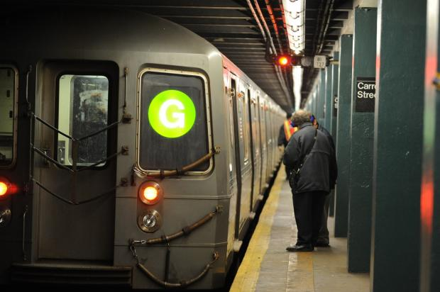 The Riders Alliance is hosting an open forum for frustrated G train users Wednesday.