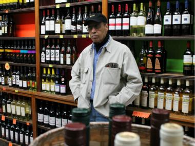 Manuel Mercedes, who bought the liquor store in 1996, is its fourth and final owner.