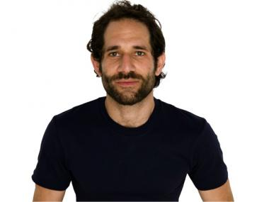 American Apparel founder Dov Charney.