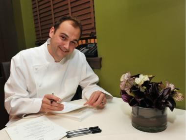 Daniel Humm is the executive chef and co-owner of Eleven Madison. Humm and his partner, General Manager Will Guidara, are planning to open a new restaurant inside the NoMad Hotel on Monday, March 26, 2012.