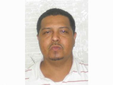 Police are looking to question Luis Gonzalez, 40, for the 'Vaseline Burglaries' in Upper Manhattan.
