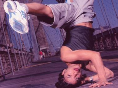 Harlem-born, Bronx-raised dancer Rokafella will perform March 27, 2012, at The LGBT Center on West 13th Street.