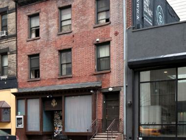 The post-Revolutionary War-ear brick building at 310 Spring St. was designated as a landmark March 27, 2012.
