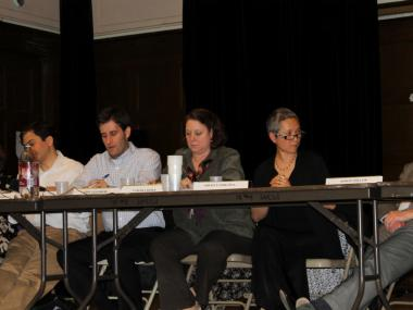 Members of the District 2 Community Education Council voted against Success Academy's plan to co-locate in local schools.