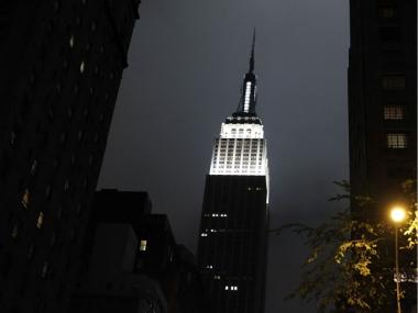 The Empire State Building is getting new LED lights, which will allow the building illuminate more colors.