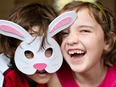 Kids will have the opportunity to make plenty of arts and crafts this Easter.