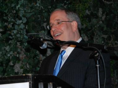 Manhattan Borough President Scott Stringer worked with NYU to reduce the scale of its proposed expansion.