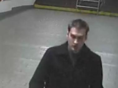 This is a surveillance still of the man police say groped two women on the Upper East Side and two women Downtown.