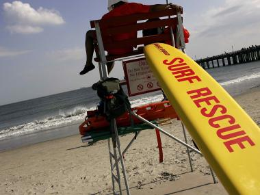 A lifeguard performed CPR on an 11 year-old boy at a pool in Glen Oaks.