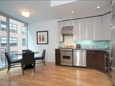 A two-bedroom at  901 Broadway in the Flatiron District is listed for $15,500 a month.