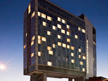 The Standard Hotel, which is famous for exhibitionism in its floor-to-ceiling windows, will host a night of