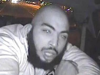 Police are looking for this man in connection with a livery cab robbery in Brownsville, Brooklyn on April 7, 2012.