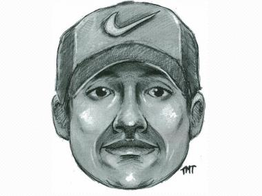 Cops say this man tried to rape a 24-year-old woman on a path in Riverside Park, between 122nd and 125th streets on April 13, 2012.