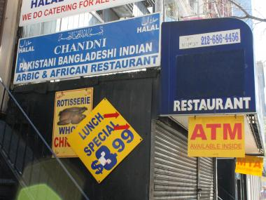 Chandi Restaurant was shut down after Health Department inspectors found evidence of mice there multiple times.