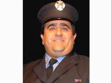 Richard Nappi, a 17-year veteran of the FDNY, died in a fire at 930 Flushing Ave. in Brooklyn on April 16, 2012.
