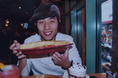 Hwang Yang, 26, a cook at The Modern at MoMA, was shot and killed on April 19, 2012.