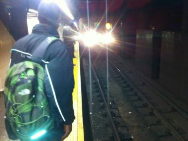 Many subway lines have not been fully restored following Hurricane Sandy.