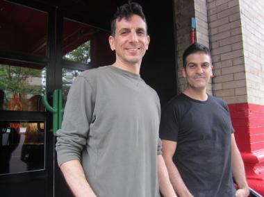 Gonzalez y Gonzalez co-owners Evan Cohen and Joey Dee Cirillo re-opened the Mexican restaurant in late April 2012.