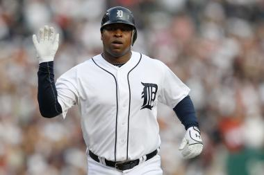Detroit Tigers slugger Delmon Young was arrested in alleged Midtown assault April 27, 2012.