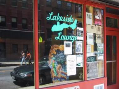 Lakeside Lounge on Avenue B closed for good April 30, 2012.