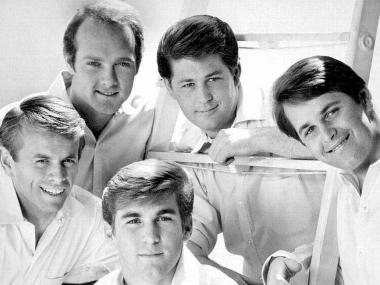American music legends The Beach Boys, featuring original members Brian Wilson, Mike Love and Al Jardine, are celebrating their 50th anniversary with a world tour that brings them to the Beacon Theater Tuesday night.