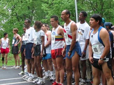 The Mexican Athletic Club of New York will be holding its annal 5-kilometer fun to celebrate Cinco de Mayo.