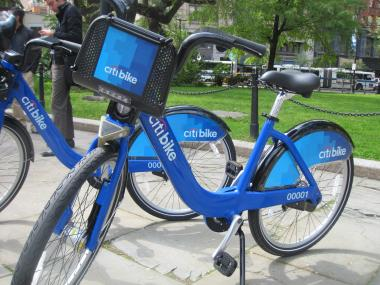 The Citi Bike Valet pilot program, set to start Monday, is meant to alleviate the hassle of full docking stations.