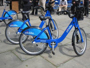 The Citibike rollout has been delayed until at least August.